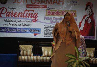 Seminar Parenting SDIT Usamah dan Sygma Daya Insani