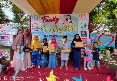 Usamah Family Fun Day Angkat Isu Global Warming
