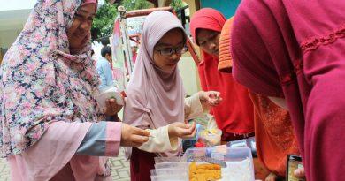 Siswa Merdeka Belajar dalam Market Day