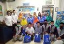 Ponpes SMP IT Usamah Santuni Yatim Piatu di Tengah Pandemi