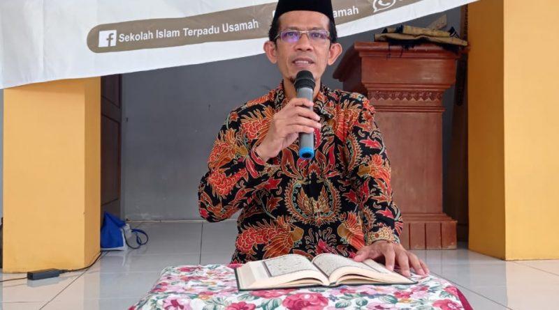 Usamah Gelar Acara Tarhib Ramadhan
