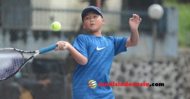Nabil, Atlit SDIT Usamah Juara Tenis Tingkat Nasional
