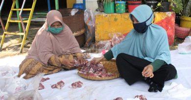 Idul Adha, SIT Usamah Distribusikan 1000 Daging Qurban
